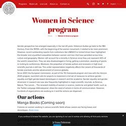 Women in Science program - Fondation Ipsen