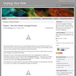 Unplug Your Kids - Part 4