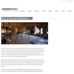 Art and Science Residencies