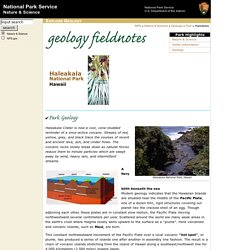 NPS: Nature & Science» Geology Resources Division