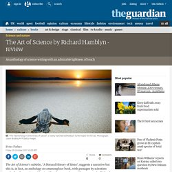The Art of Science by Richard Hamblyn - review