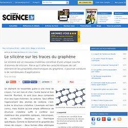 Le silicène sur les traces du graphène