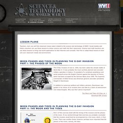 Science and Technology of WWII