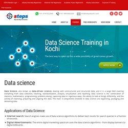 Data Science Training in Kochi, kerala