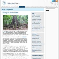 ScienceGuide - Geen groei zonder wortels