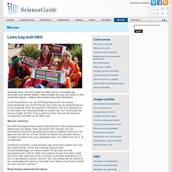 scienceguide: Links tuig leidt HBO