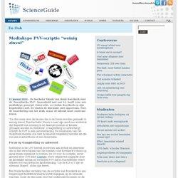"Mediahype PVV-scriptie ""weinig zinvol"""