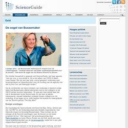 ScienceGuide - De oogst van Bussemaker - Jet heeft bijna €1 miljard voor de Lerarenagenda.