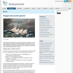 ScienceGuide: Vlaggenschip zonder geschut