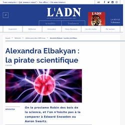 Sciences accès aux données en ligne