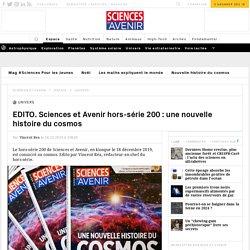 Sciences et Avenir hors-série 200 : histoire du cosmos