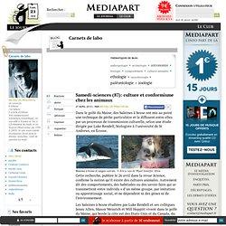 Samedi-sciences (87): culture et conformisme chez les animaux