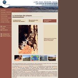 CNRS Images - Les Sciences de la Terre au lycée - Dynamique Interne