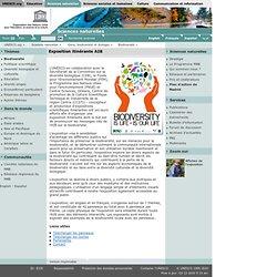 Sciences écologiques: UNESCO