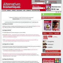 Alternatives Economiques : Les Blogs économiques et sociaux mensuel sur l'actualité économique, l'autre regard sur l'économie et la société