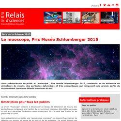 Relais d'sciences - Science et Culture, Innovation en Basse-Normandie