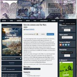 Faire des sciences avec Star Wars de Roland LEHOUCQ (numérique)