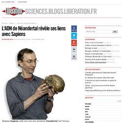 sciences.blogs.liberation.fr - L'ADN de Néandertal révèle ses liens avec Sapiens - Libération.fr