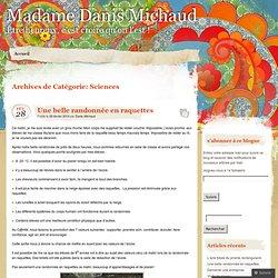 Madame Danis Michaud