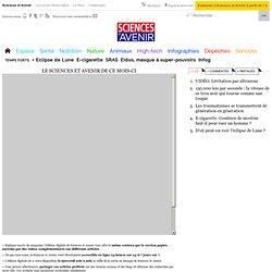 SCIENCES ET AVENIR - FEV 2010 - La réduction des pesticides va modifier la campagne française