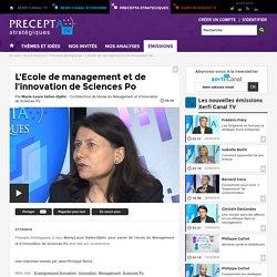 Marie-Laure Salles-Djelic, Sciences Po - L'Ecole de management et de l'innovation de Sciences Po