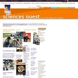 Espace des sciences - Sciences Ouest n° 273 Février 2010 - 12 no