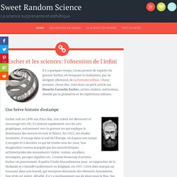 Escher et les sciences: l'obsession de l'infini