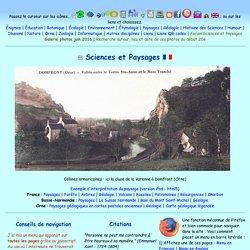 Sciences et paysages : France - Normandie - Orne