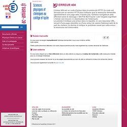 Le socle commun et l'évaluation de la compétence 3 en sciences physiques - [.]