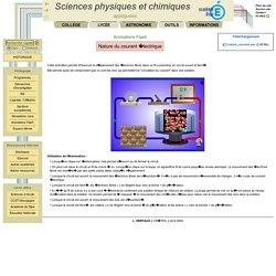 Sciences physiques et chimiques - Académie de Dijon