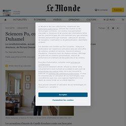 Sciences Po, cœur du pouvoir d'Olivier Duhamel