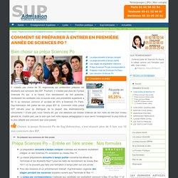 Prépa Sciences Po N°1 : préparation aux concours IEP 1ère année à Toulouse, Paris, Borde