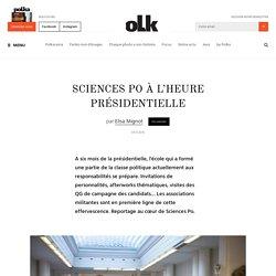 Sciences Po à l'heure présidentielle – Polka Magazine