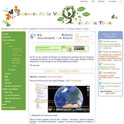 Sciences de la Vie et de la Terre - @2. Risques volcaniques - le Vésuve