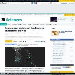 Les sciences sociales et les données indiscrètes du Web