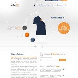 Cityzen Sciences : Le spécialiste des Textiles connectés