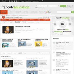 Sciences FranceTV