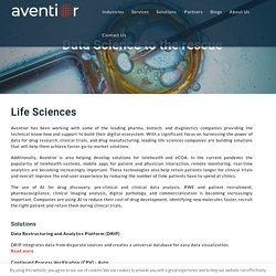 Life Sciences Technology Solutions