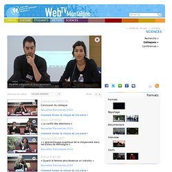 SCIENCES: Université Montaigne TV