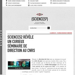 {sciences²}