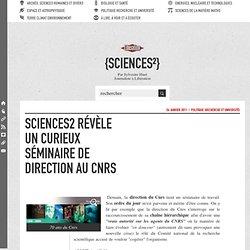 {sciences²}