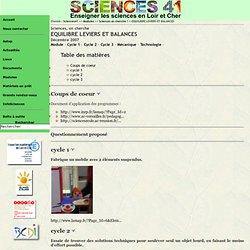 Sciences41 - Sciences on cherche !