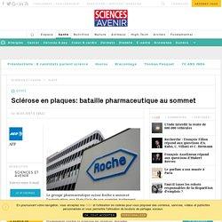 Sclérose en plaques: bataille pharmaceutique au sommet - Sciencesetavenir.fr