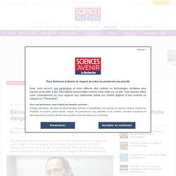 """Le transhumanisme est un néodarwinisme dangereux"", avertit Bernard Stiegler - Sciencesetavenir.fr"