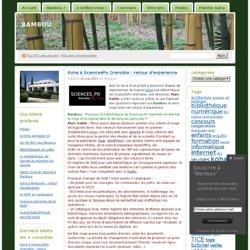 Koha à SciencesPo Grenoble : retour d'expérience