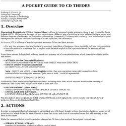 Scientific Paper Document Template