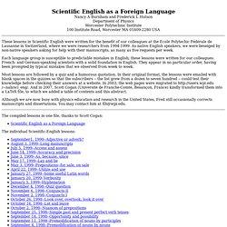 British English vs. American English Essay Sample