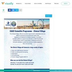 EAACI Scientific Programme - Clinical Village