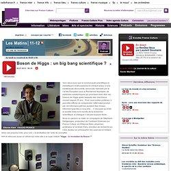 Boson de Higgs : un big bang scientifique ?