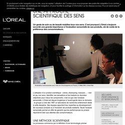 Une approche scientifique des sens : évaluation sensorielle